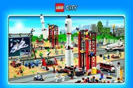 Lego City Space Toy Kids Room Cool Wall Decor Art Print Poster 36x24 Poster Foundry
