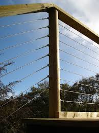 Wire Balustrade Kits Wire Design For Decking And Stair Balustrades
