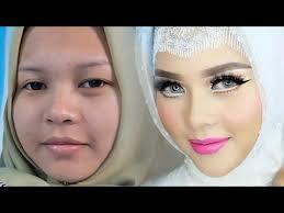 tutorial makeup hijab saubhaya makeup