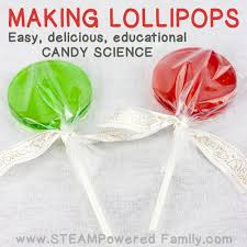 making lollipops easy delicious
