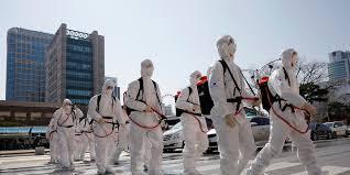 coronavirus new cases soar in south korea but slow in