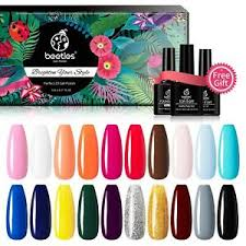 beetles 23 pcs gel nail polish kit