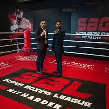 super boxing league and fitness time