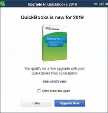 quickbooks desktop 2019 what s new and
