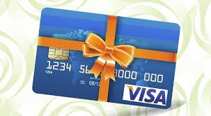 distinguish visa prepaid credit cards