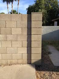 Block Wall Repair Darrin Gray Corp