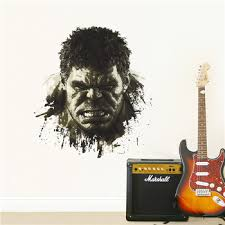 3d Wall Paper Colorcasa Gift New Design Hulk Wall Sticker Marvel Comic Hero Wall Decal Aum004 Home Decor For Nursery Room Buy 3d Wall Paper Ironman Wall Sticker Marvel Comic Hero Wall Decal
