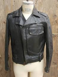 classic 1950 s buco leather jacket