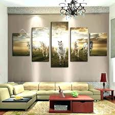 living room wall decorating ideas small
