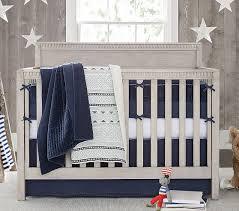 reed velvet crib bedding sets pottery