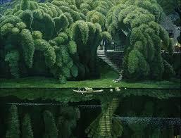Bottle Brush Trees By Jian Chong Min Imaginarytrees