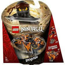 Bộ lắp ráp Con Quay Lốc Xoáy Đất - LEGO Ninjago 70662 Cao Thủ ...