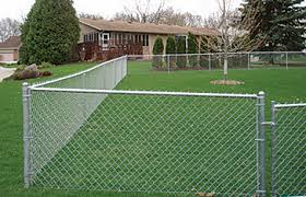 Metal Fencing Qual Line Fence