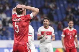 Прямо сейчас сборная России – печаль. Серия без побед, личные ошибки и  вынужденная ротация