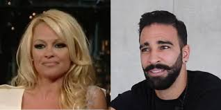 """Pamela Anderson's Boyfriend Adil Rami Responds to """"Double Life"""" Accusations  – One Country"""