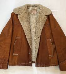 vtg schott leather western jacket