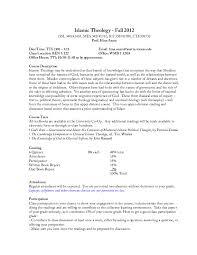 PDF) Syllabus, Islamic Theology (undergraduate) | Hina Azam - Academia.edu