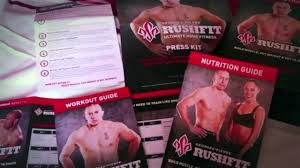 rushfit nutrition guide pdf