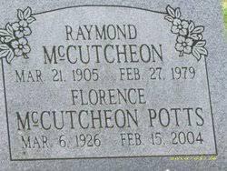 Florence Nicholas McCutcheon (1926-2004) - Find A Grave Memorial