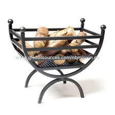 wrought iron indoor fire wood stove