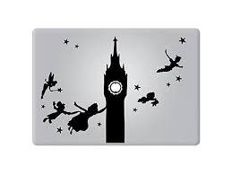 Peter Pan Disney For Macbook Laptop Die Cut Vinyl Decal Sticker 13 Macbook Newegg Com