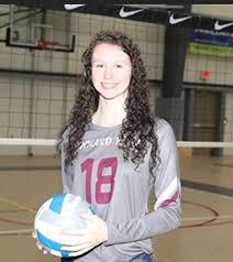 Abby Ryan, Niagara Frontier Volleyball Navy Player Hits 1000 Kills in Her  High School Career