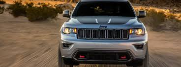 does the 2017 jeep grand cherokee e