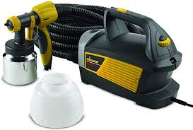 Wagner Spraytech 0518080 Control Spray Max Hvlp Paint Or Stain Sprayer Complete Adjustability For Decks Cabinets Furniture And Woodworking Extra Container Included Power Sprayers Amazon Com