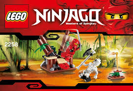 Building Instructions - LEGO 66383: Ninjago Value Pack - Book 1