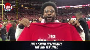 Troy Smith celebrates Ohio State's Big Ten Championship: 'We should be  proud' | FOX Sports
