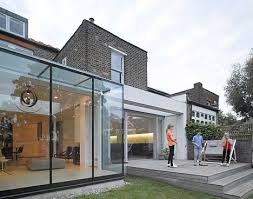 glass box extensions cost glass roof