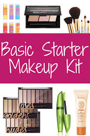 re looking for a starter makeup kit