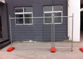 No Dig Temp Fence Panels Free Standing 2 1m 2 4m Construction Security Panels Mesh 45mm 120mm 4 00mm Dia For Sale Temporary Fence Panels Manufacturer From China 106476780
