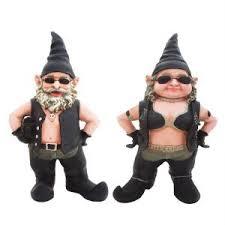 biker dude and biker gnomes