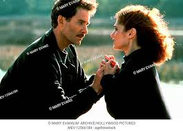 Kevin Kline & Mary Elizabeth Mastrantonio Characters: Richard Parker & Priscilla  Parker Film:..., Stock Photo, Picture And Rights Managed Image. Pic.  MEV-12566189 | agefotostock