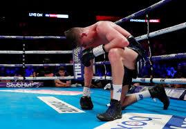Vasyl Lomachenko vs Luke Campbell fight ...