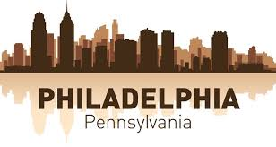 Philadelphia Skyline City Silhouette Vector Free Vector Cdr Download 3axis Co