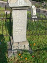 Priscilla Hughes (1834-1904) - Find A Grave Memorial