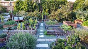 raised garden bed homestead and chill