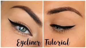 cat eye makeup for hooded eyes
