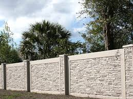 Concrete Fence Vs Chain Link Advanced Precast Security Wall Systems Aftec Llc