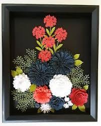 carnations chrysanthemums paper flower