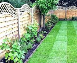 Garden Fencing Ideas Do Yourself Coradecordesign Co