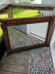 john richards federal style mirror for