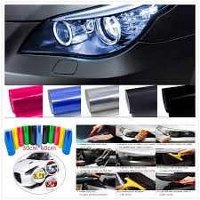 Car Headlight Light Decor Vinyl Film Sticker Decal For Ford Focus Mk2 Mk3 Mk4 Kuga Escape Fiesta Ecosport Mondeo Fusion Auto Fastener Clip Aliexpress