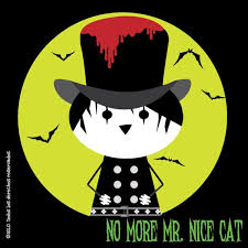 Alice Cooper No More Mr Nice Guy Sticker 3 9 X 3 9 In Etsy