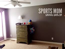 Vintage Sports Theme Kid S Room