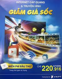 Khuyến Mãi Internet Cáp Quang & Truyền hình Myti VNPT 2020