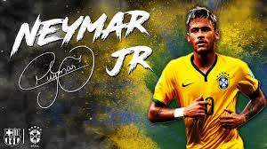 neymar jr barcelona brazil hd wallpaper