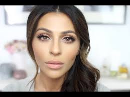 contour and highlight makeup tutorial